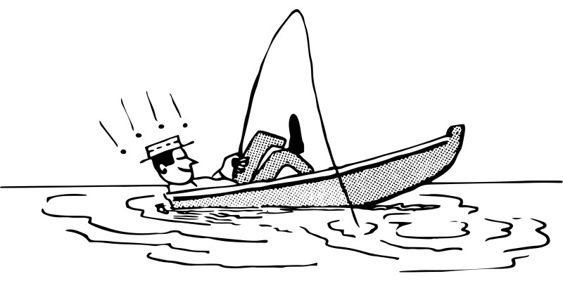 Задачка на смекалку: 3 рыбака и лодка