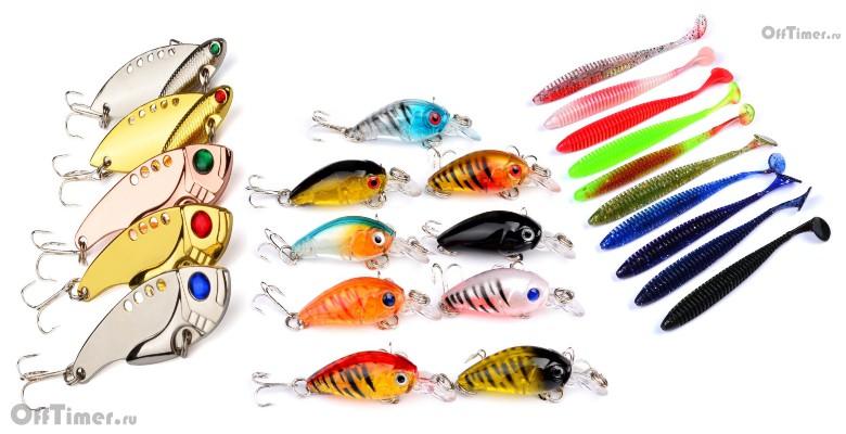 задачка на логику рыбачка и приманки