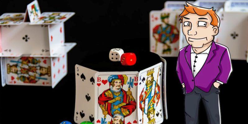 Задачка на смекалку: новый русский в казино