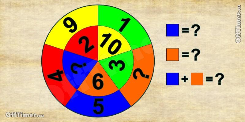 простая математическая задачка - назови число