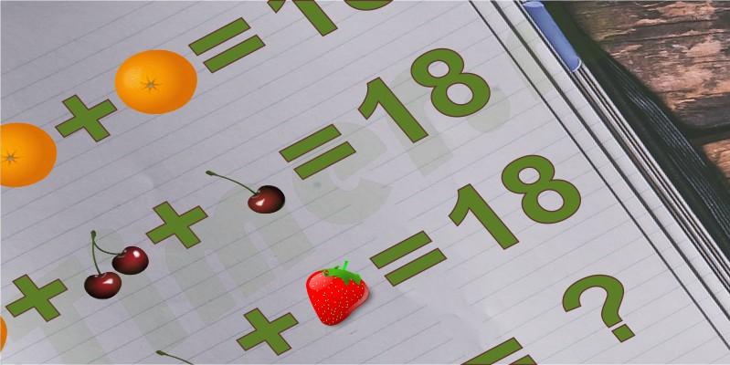 простая математическая задачка - Расшифруй систему