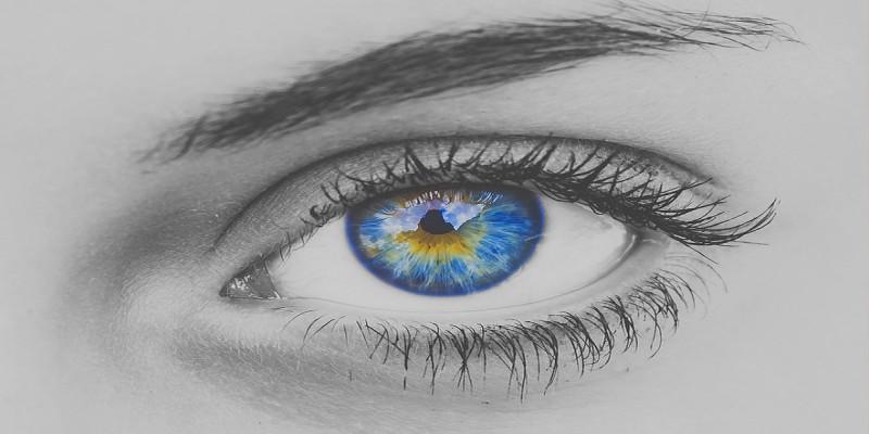 Тест зрения