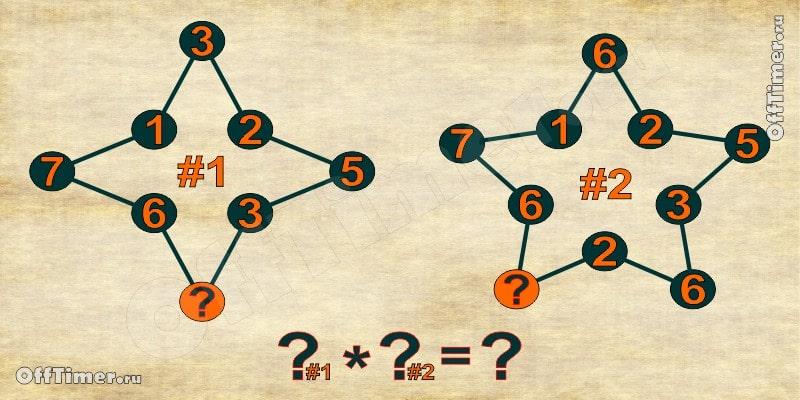 математическая задачка - назови произведение